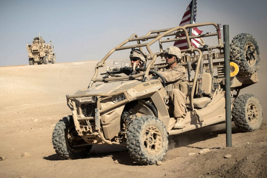 U.S. Marine Corps Utility Task Vehicles receive multiple upgrades