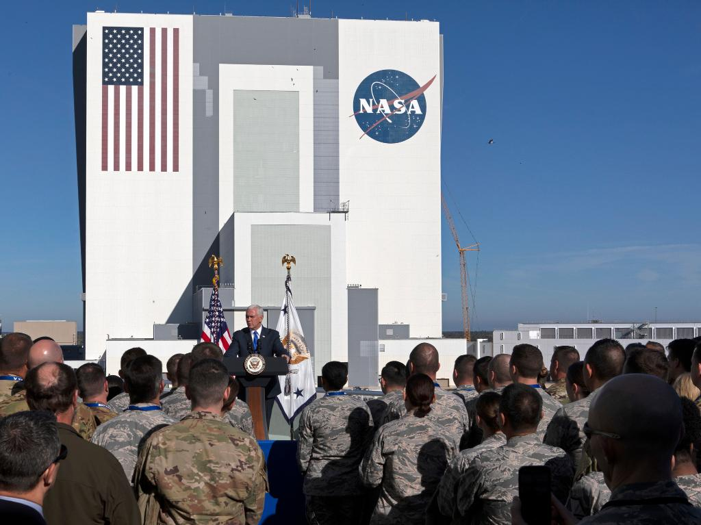 U.S. Space Command will integrate military space capabilities