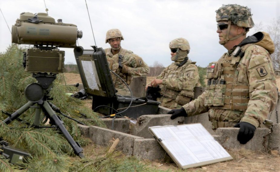 U.S Army TITAN system being developed to tie deep sensing to long range fires