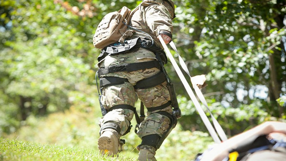 US Army Natick exoskeleton work is a powerful step toward the future of soldier lethality