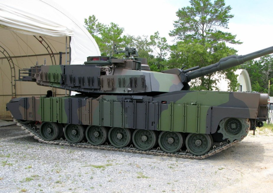 US new combat vehicle coating to increase soldier survivability 1