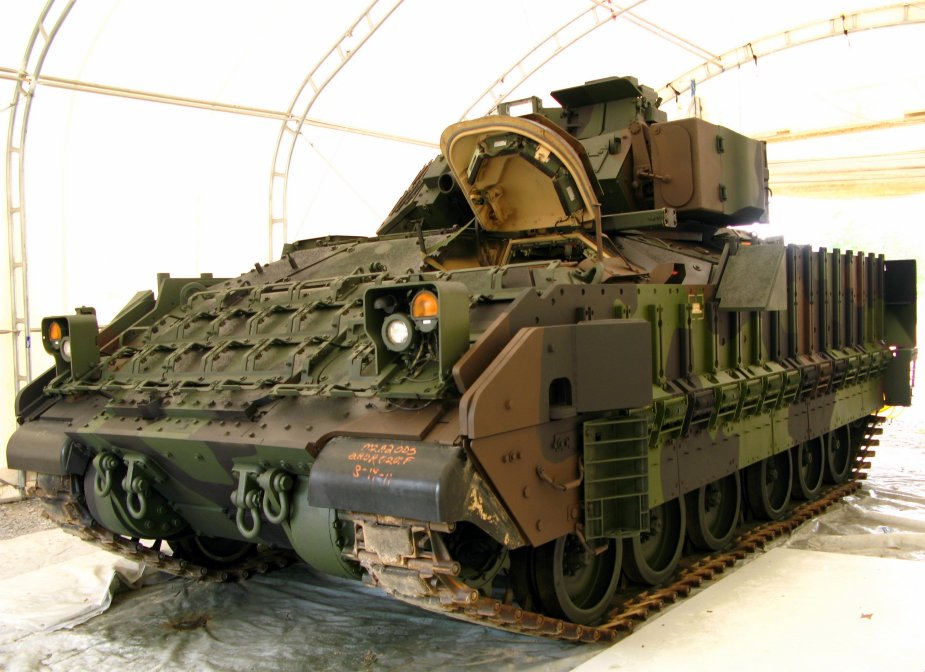 US new combat vehicle coating to increase soldier survivability 2