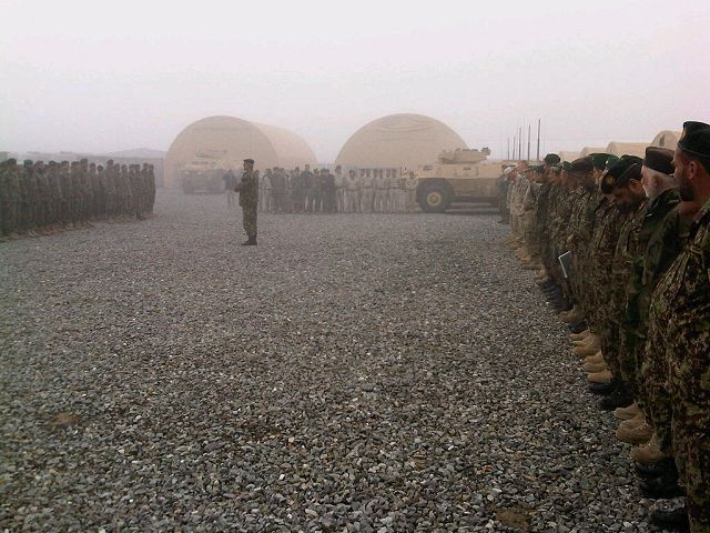 The Afghanistan National Army's Mobile Strike Force Vehicle, or MSFV, has cleared one of the final obstacles on its way to the battlefield with the start of its first Operator New Equipment Training, or OPNET class. (Story By Bill Good)