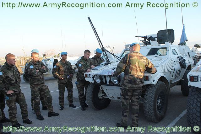 In December 2011, Army Recognition magazine reporter team was in Lebanon to cover the SMES 2011 defence Exhibition in Beyrouth. During our trip, we also visited the French Army troops which are deployed as members of the UNIFIL (United Nations Interim Force in Lebanon).