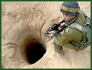 As part of preparations for future conflicts in Lebanon and the Gaza Stripe, the Israeli military has devised new techniques for combating in underground tunnels used by militants, the Ha'aretz daily reported Wednesday, March 7, 2012.