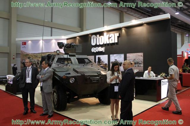 "STATE OF BRUNEI DARUSSALAM - Otokar, the biggest privately owned company of Turkish Defence Industry, presents its worldwide known 4x4 armoured vehicle ""COBRA"" at the show in The Brunei International Defence Exhibition, BRIDEX 2011, between 06th and 09th July."