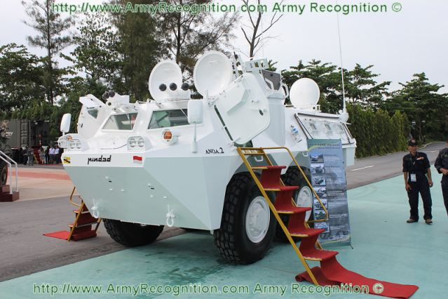 The army of Brunei showed interest to renew its park of wheeled armored vehicles which are currently composed of VAB Renault. During the international defence exhibition BRIDEX 2011, several companies specialized in the design and manufacture of wheeled armored vehicles present their last technological innovations.