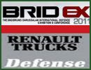 For the second time, Renault Trucks Defense is attending at BRIDEX International Defence exhibition & Conference which will be held in Darusalam, Brunei from 6 to 9 July 2011.
