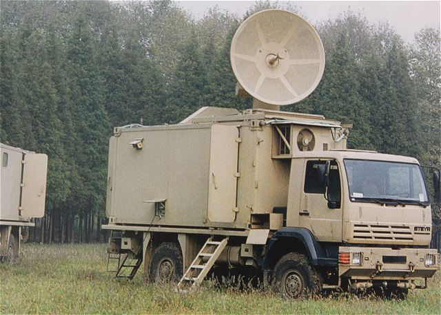702D artillery weather meteorological radar technical data sheet specifications pictures information description intelligence photos images video identification tracked armoured vehicle China army defense industry military technology Norinco