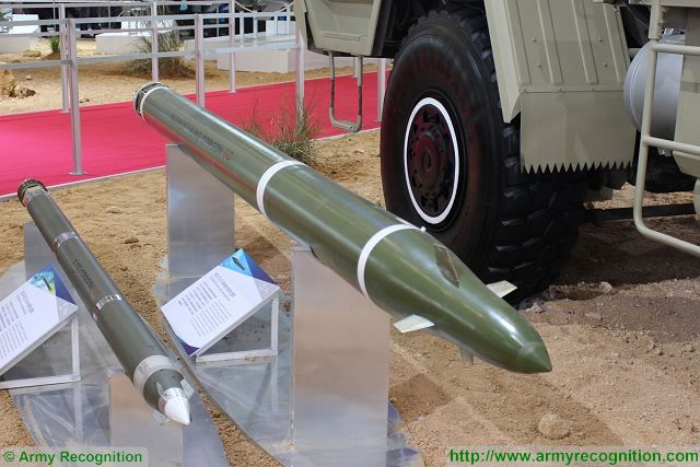 King Dragon 60 GR1 220 mm terminal-guided rocket