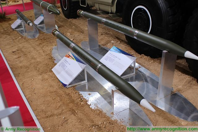 122mm HE (High Explosive) rocket shell