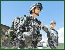 The new individual comprehensive support system developed by the Quartermaster and Equipment Research Institute under the General Logistics Department (GLD) of the Chinese People's Liberation Army (PLA).