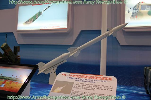 KS-1000_ground-to-air_missile_AirShow_Ch