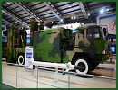 At China International Aviation & Aerospace Exhibition 2014 (AirShow China), CASIC (China Aerospace Science & Industry Corporation) displays FM-3000, a new generation of mobile air defense missile system. The FM-3000 is an advanced short-to-medium range air defense missile weapon system.