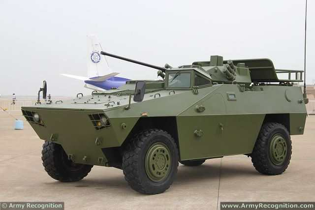 At Zhuhai air Show 2014, Chinese Airborne troops unveils the new light 4x4 armoured vehicle CS/VN3C which is recently enter in service. The CS/VN3C is a light armoured infantry fighting vehicle with high maneuverability which can be easily transported by military transport aircraft as the new Y9.