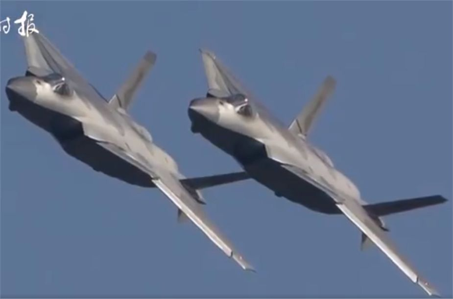 AirShow China 2018: J-20 stealth fighter could performed