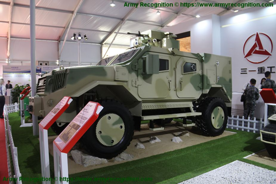 Furious Lion 4x4 armored photo 001