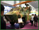 At CIDEX 2014, the Chinese State Company CETC presents a full range of products for the battlefield surveillance and electronic warfare, one of the product is the O-shield, a comprehensive electro-optical defense system. CETC's operations are central to China's push toward dual-use electronics and civil-military integration for information technology.