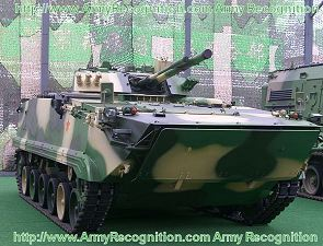 ZBD-04 ZBD97 armoured infantry fighting vehicle technical data sheet specifications information description intelligence pictures photos images China Chinese army identification combat military
