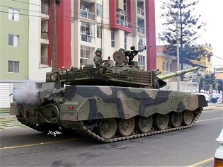 Type 90-II MBT 2000 China Chinese main battle tank technical data sheet information description intelligence pictures photos images China Chinese army identification