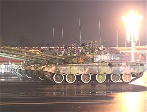 ZTZ96A Type 96A 96G main battle tank technical data sheet information description intelligence pictures photos images China Chinese army identification heavy tracked armoured vehicle ZTZ96G