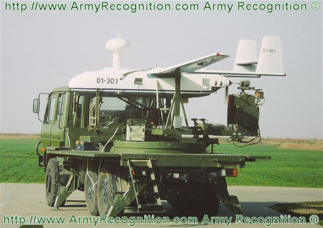 The JY-203 UAV system is a reconnaissance system based upon Synthetic Aperture Radar (SAR) sensor (Ku band), which is installed on UAV (Unmanned Aerial Vehicle), and also on broad range of other aircraft - turbo-prop, jet, or helicopter. JY-203 system can keep constant imaging resolution within entire effective detection area, and has certain penetration characteristics, under the influence of light, dust, smoke, fog, cloud and temperature. It is featured with large detection area, and long detection range.