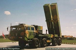DF-12 M20 short-range surface-to-surface tactical missile China Chinese army defense industry military technology left side view 001