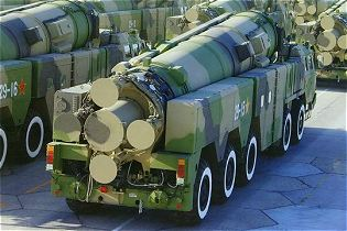DF-21C ballistic missile DF-21D ASBM anti-ship technical data sheet specifications pictures information description intelligence photos images video identification China Chinese army defense industry military technology