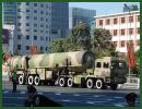 China's military has conducted the first flight test of a new variant of one of its DF-31 road-mobile intercontinental ballistic missiles. The test of the new DF-31B missile was conducted September 25, 2014, from a missile test range in central China.