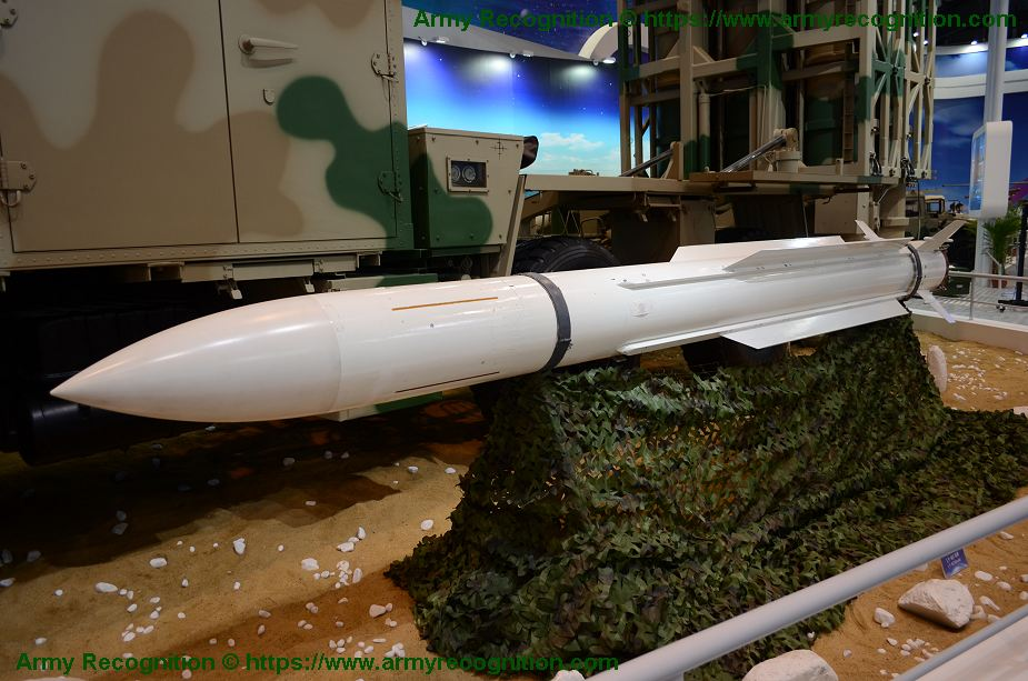 HQ 16A LY 80 ground to air defence missile system China Chinese army defence industry military technology detail 002