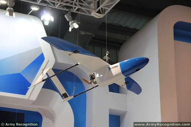 SH-3 Sky Hawk 3 reconnaissance battlefield surveillance UAV drone unmanned aerial vehicle China Chinese 640 001