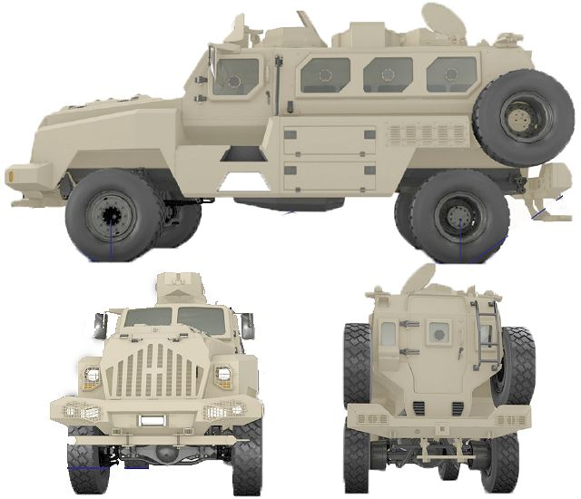 CS/VP3 MRAP Mine-Resistant Ambush Protected armoured personnel carrier Vehicle technical data sheet specifications information description intelligence pictures photos images video China Chinese identification army defense industry military technology Poly Technologies