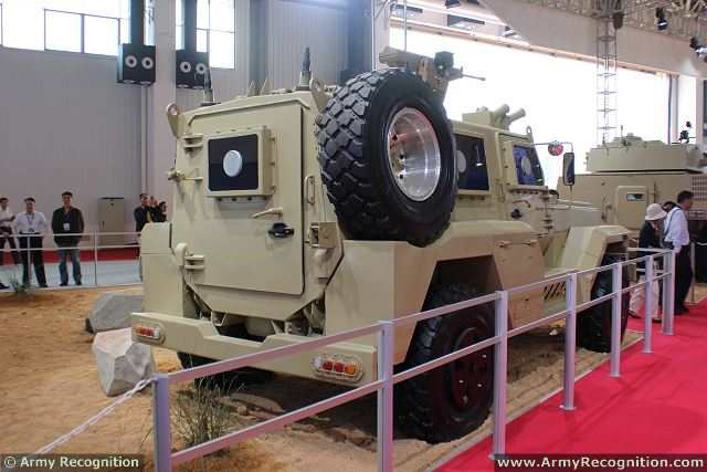According to Xiao Ning, executive chief editor of Beijing-based Weapon Magazine, the United Araba Emirates (UAE) ordered a total of 150 VP11, a new Chinese-made MRAP (Mine-Resistant Ambush Protected) vehicle designed and developed by the Chinese Defense Company NORINCO.