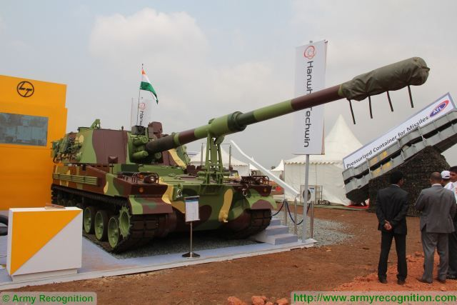 India is ready to finalize a $660 million deal to purchase the mobile artillery system K9, a South Korean product manufactured by the Company Samsung Techwin. The K9 will be manufactured locally by the Company Larsen & Toubro Ltd. (L&T) in partnership with Samsung Techwin to modify the howitzer for Indian conditions under the name of K9 Vajra.