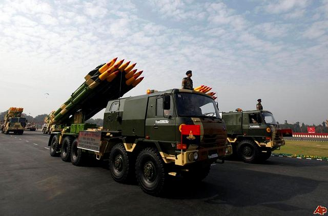 The Artillery equipments for the Indian army procured / upgraded in the past two decades includes Pinaka Rocket System; Smerch Rocket System; BrahMos Missile System and Upgradation of 130mm gun to 155mm/45 calibre. Procurement of new generation Artillery is in consonance with Artillery Profile 2027. This profile has a mix of 155mm/39 calibre, 155mm/45 calibre and 155mm/52 calibre gun system.