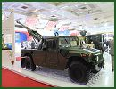The Defense Company of India, Kalyani group showcased a prototype of its ultra-light mobile 105mm field gun Garuda-105 at the Defence Exhibition of India, Defexpo. The Company wants to place itself as a major player in the artillery business as India opens defence procurement to private players.