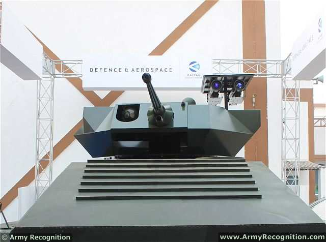 Kalyani Of India Offers Upgraded Bmp 2 With New Armour And