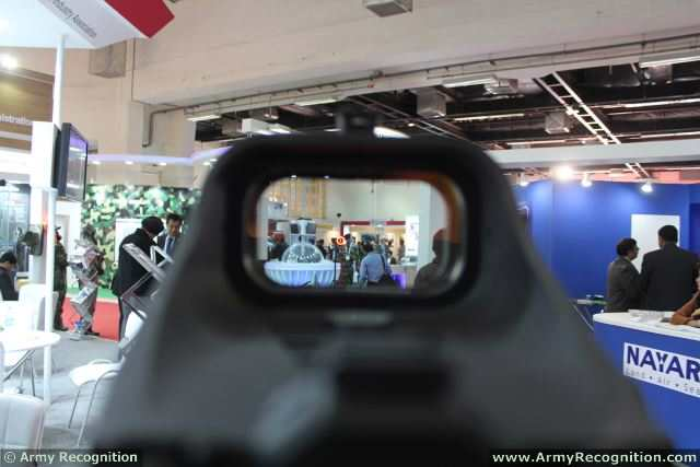 Dong In Optical Co. Ltd from South Korea presents its full range of latest generation and innovations Red Dot Sights at Defexpo 2014. Established in 1985, Dong In Optical Co. Ltd. has been an unique manufacturer and supplier of various Red Dot Sights for both of Military and Law Enforcements.