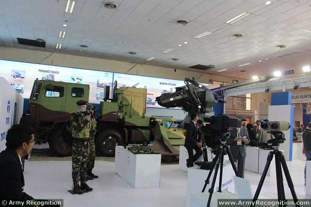 New Military Technology 2014 At defexpo 2014  theNew Military Technology 2014