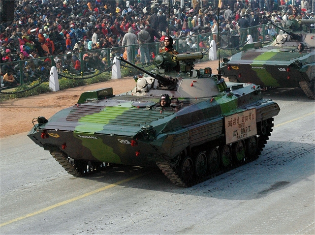 The FICV project was approved four years ago and has seen practically no progress since that. It envisages the production of 2,600 vehicles to replace the older BMP-2 combat vehicles. The project costs about ten billion dollars, while the government will fund 80 percent of development costs.