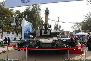 Arjun Mk II 2 main battle tank technical data sheet specifications information description intelligence pictures identification photos images video DRDO India Indian army military technology defence industry