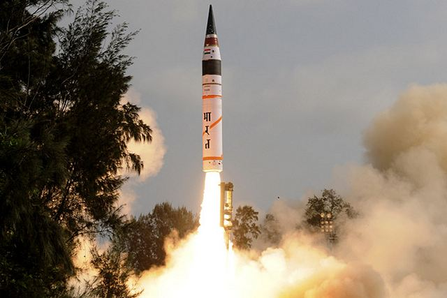 Working at a fast pace towards production and induction of Agni-V missile into the forces, Defence Research and Development Organisation is reportedly planning its second test fire next month. The maiden test fire of Agni-V, the first intercontinental ballistic missile of India, was carried out in April 2012.