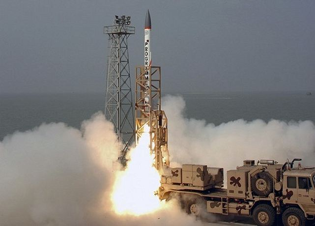 The Defence Research and Development Organisation (DRDO) of India is on the way to conduct the first test of its newly developed interceptor missile from a defence base off the Odisha coast in January 2014. The missile, dubbed as Prithvi Defence Vehicle (PDV), has the potential to destroy enemy missile with a strike range of around 2,500 km outside the earth's atmosphere (at an altitude of over 150 km).