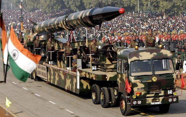 India Has Successfully Testfired Its Home Made Nuclear