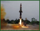 Indian scientists reported the successful test firing Thursday, December 19, 2012, of the indigenously developed nuclear-capable, surface-to-surface missile Prithvi-II with a strike range of 350 km. The Prithvi-II missile was test fired from a mobile launcher in salvo mode at the launch site in India's eastern coastal state of Odisha, the Press Trust of India news agency reported, quoting defense sources.