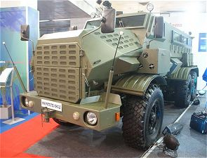 MPVI Defence Land Systems mine protected vehicle technical data sheet description information specifications intelligence pictures intelligence specifications photos images India Indian BAE Systems Mahindra