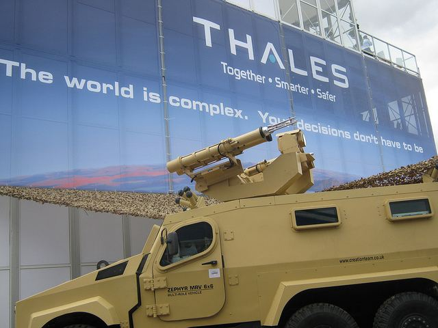 TRS Ground Master 200 and 400 air defence radars models as well as the Thales RAPIDRanger and LML STARStreak weapon systems solutions will be presented at Indo Defence.