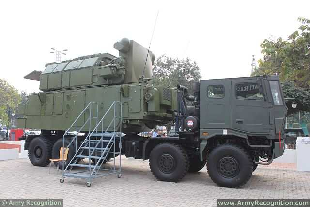Russia's defense concern Almaz-Antey will show off its cutting-edge anti-missile defense systems at the upcoming Indo-Defense 2014 in a bid to attract Asia-Pacific buyers, the company's Deputy CEO Arkady Nedashkovsky said Friday, October 31, 2014.