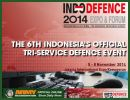 Army Recognition is proud to announce that it has been appointed by IndoDefence to produce the Official Online Show Daily News IndoDefence 2014 which will be held from the 5 – 8 November 2014 in Jakarta, Indonesia. The organizers of IndoDefence 2014 understood the interest to use the notoriety and the popularity of Army Recognition online Defence & Security magazine to spread all activities of the event.