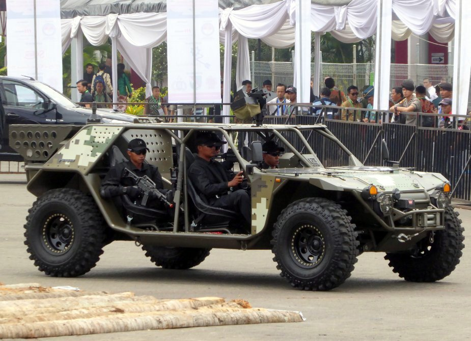IndoDefence 2018 8th edition taking place in Jakarta 2